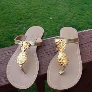 Lilly Pulitzer size 7 sandal
